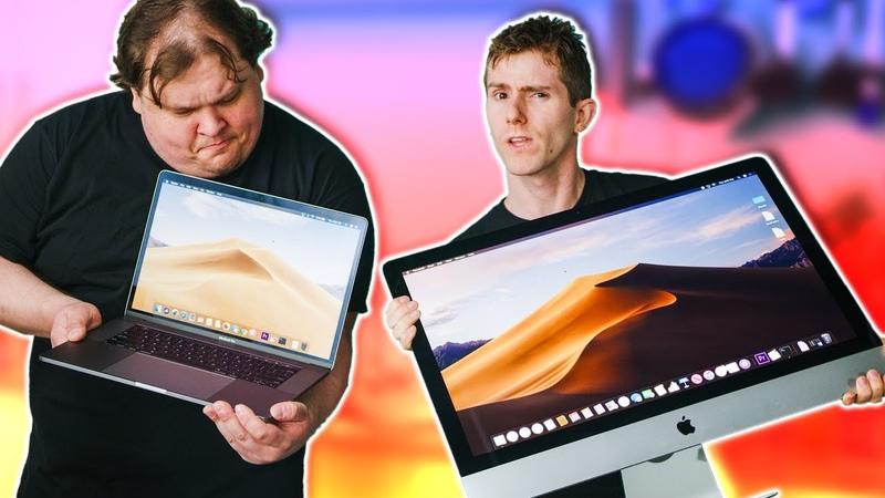 IMac 2019 vs Fully-Loaded Macbook Pro