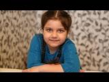 Соня Вечерова, 6 лет