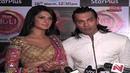Karan Singh Grover and Jennifer at STAR HOLI MASTI GULAL KI