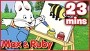 Max Ruby Max's Work of Art Max Meets Morris Ruby's Scavenger Hunt Ep 14