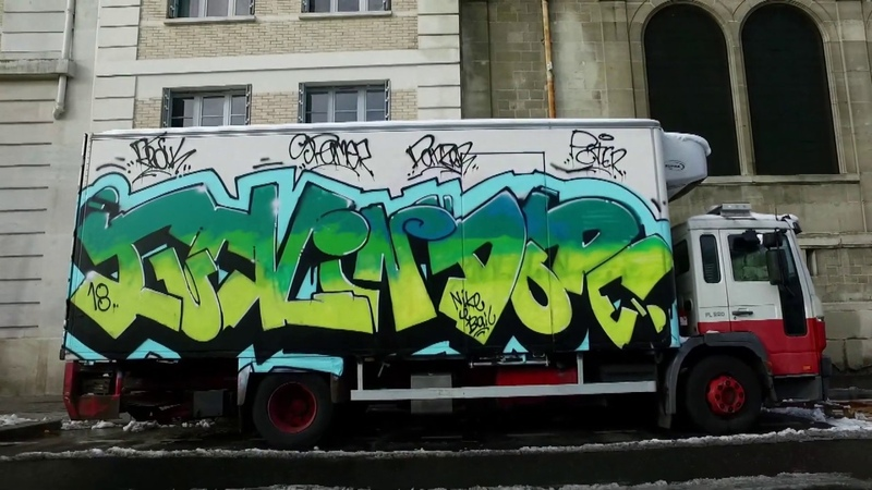 FD CREW _camions parisiens_ le livre_video de Mathias Bones @verticalexploring