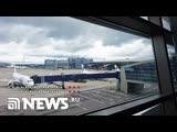 Двигатель пассажирского самолёта загорелся на взлёте во Внуково