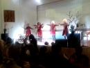 грузинский танец, подсмотренный мною