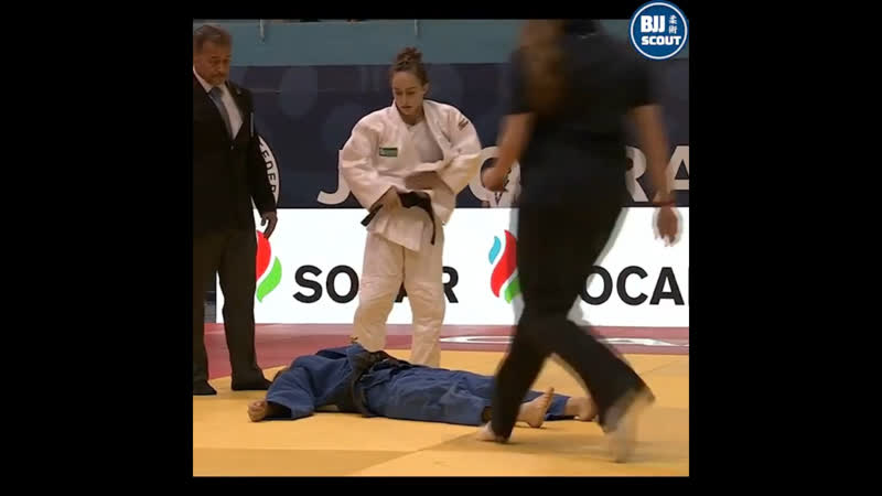 BJJ Scout: Безжалостные удушения снова в деле. IJF Judo Grand-Prix Cancun 2018.