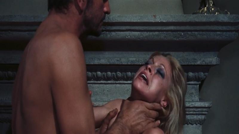 сцены насилия(изнасилование, rape, бдсм, bdsm) и часть эротики из фильма: Amuck(В поисках удовольствия) - 1972 год, Барбара Буше