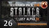 СТАЛКЕР Lost Alpha DC Extended pack 1.4b. Прохождение #26. Правильная концовка.