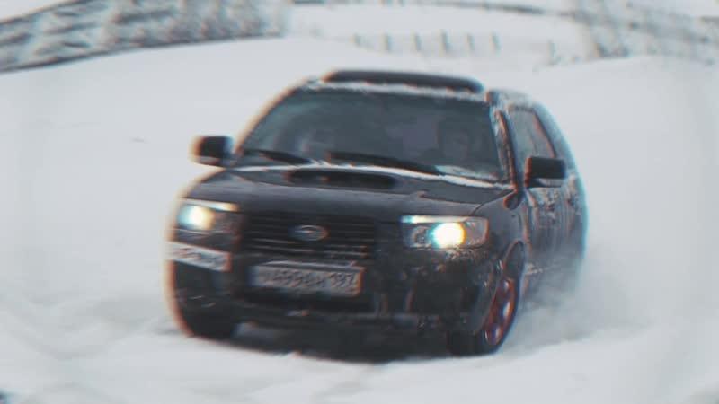 Subaru. Forester Winter Race. 3й этап. Алабино, автодром ЦСКА Калининец