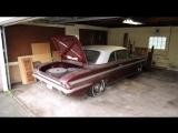 1962 Oldsmobile Jetfire V8 FACTORY TURBO