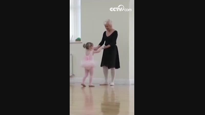 80 летняя жительница Великобритании стала самой пожилой балериной страны