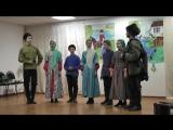 Соколики Песня-хоровод Некрасовских казаков