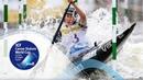 2018 ICF Canoe Slalom World Cup 5 La Seu