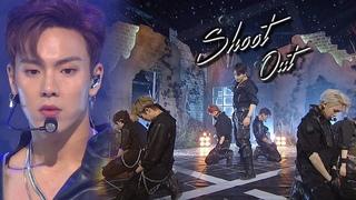 [YT][28.10.2018] MONSTA_X(몬스타엑스) - Shoot Out @SBS Inkigayo