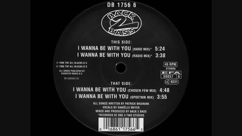 [4][178.12 B] back to bass ★ i wanna be with you ★ chosen few mix ★ mokum 57