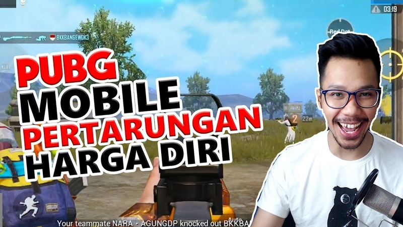 PERTARUNGAN HARGA DIRI SQUAD LAWAK PUBG MOBILE INDONESIA