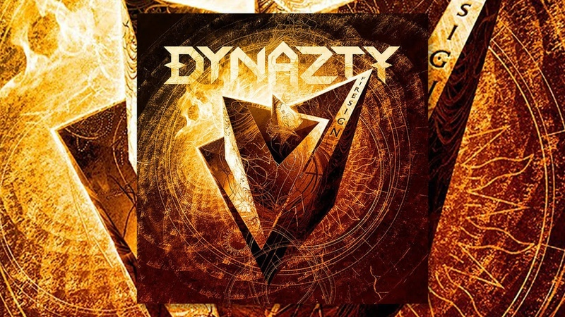 DYNAZTY - Breathe with Me (2018) Official Audio AFM Records
