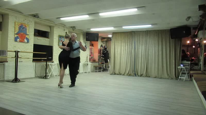 Выдержанное танго