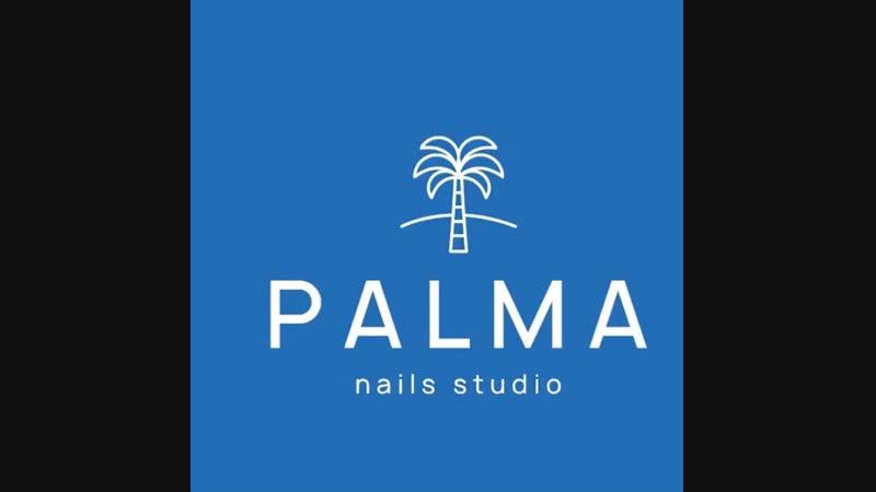 Маникюр с покрытием гель-лак Palma nails
