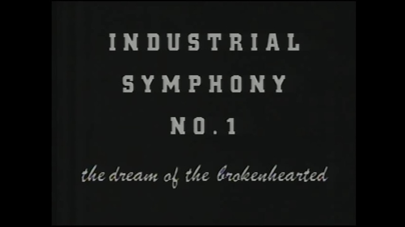Industrial symphony no 1 David Lynch Angelo Badalamenti Feat. Julee Cruise full video
