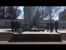 Вахта Памяти на Посту №1