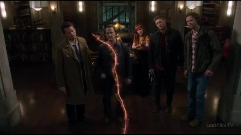 Supernatural 13x21- Когда смотришь, как скатывается твой любимый сериал
