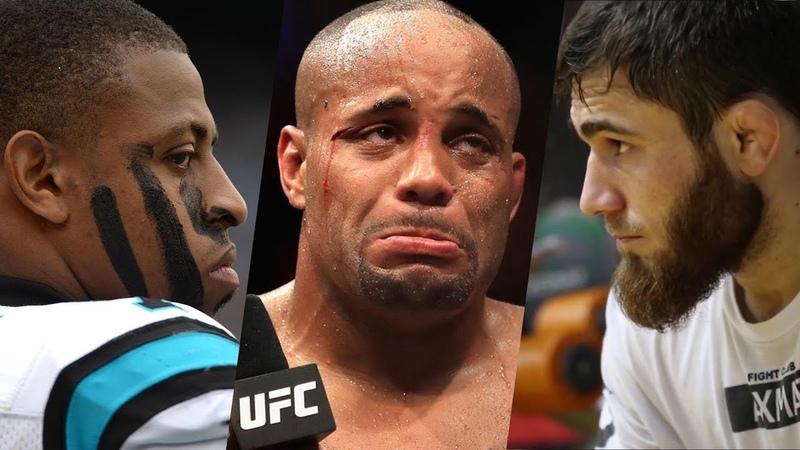 Кормье не верит в проклятие Конона, экс-игрок NFL подписан в UFC, чемпион лиги Ахмат обратился к UFC