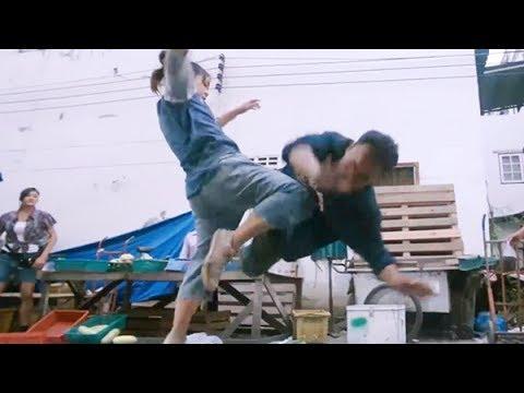 Muay Thai Giant AKA Somtum (Nathan Jones) (2008) THAI MOVIE Part3