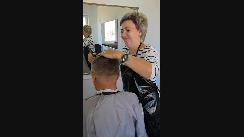 Практика парикмахер универсал👦