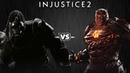 Injustice 2 Горилла Гродд против Атроцитуса Intros Clashes rus