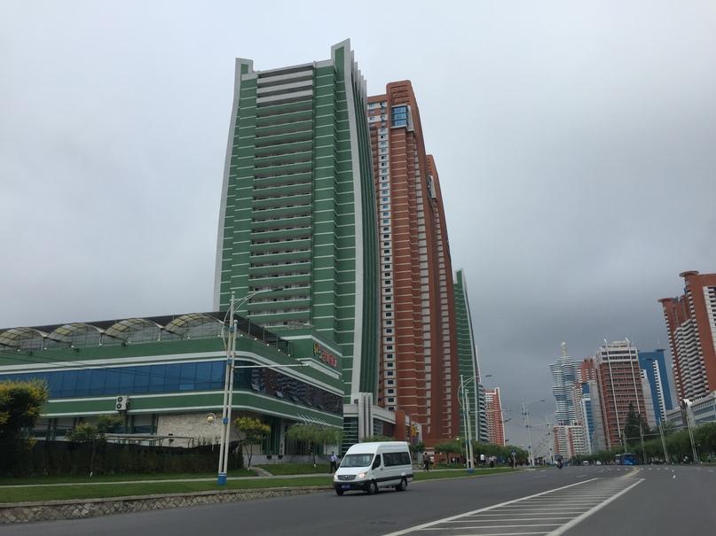 Отчет о путешествии в Северную Корею 2018. Новые районы