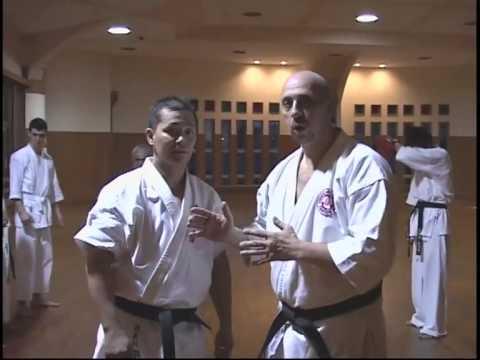 Дан-тест - Встреча с мастерами боевых искусств - Будокан, гор