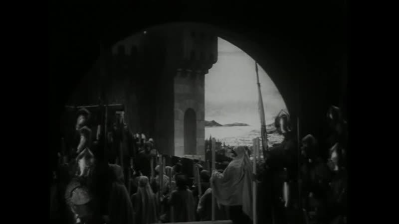 АГОНИЯ ВИЗАНТИИ 1913 короткометражный Луи Фейад 1080p