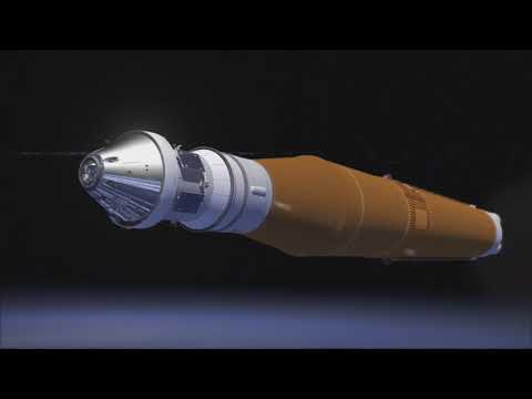 NASA SLS/Orion: Exploration Mission 1 (scheduled for 2019)
