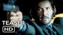 JOHN WICK: CHAPTER 3 - PARABELLUM Teaser Trailer [HD] Keanu Reeves, Halle Berry