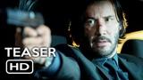 JOHN WICK CHAPTER 3 - PARABELLUM Teaser Trailer HD Keanu Reeves, Halle Berry