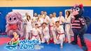 Дарья Домрачева сменила вид спорта в проекте Bright Team сентябрь 2018