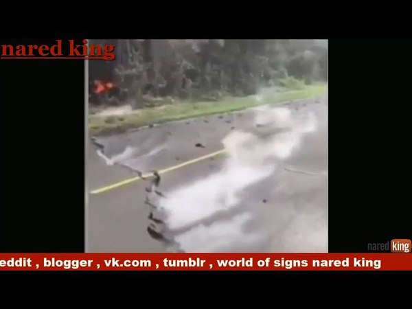 What is happening to this world ! - 5 - 6 may 2018 , Natural disasters , Это невозможно
