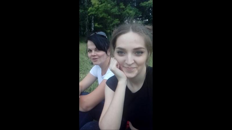 Видеоотчёт с Таней