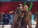 Глюк'Oza Глюкоза и Верка Сердючка Жениха хотела Золотой граммофон декабрь 2004 года