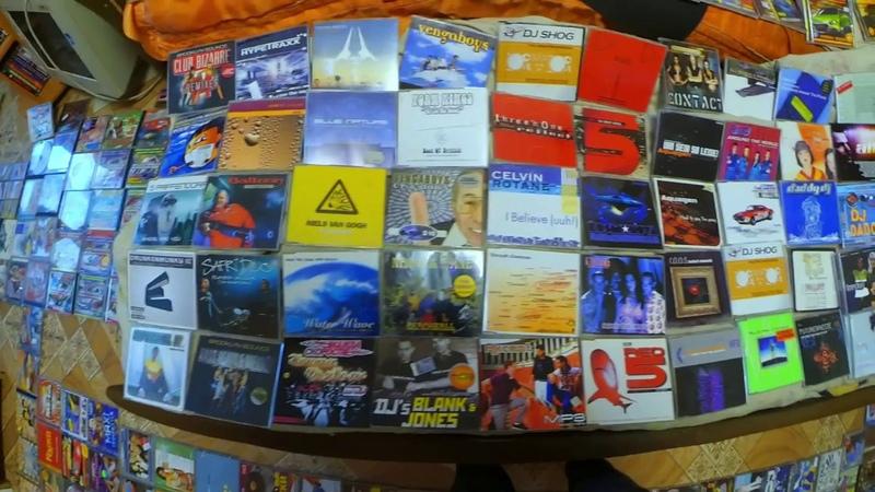 Вся коллекция музыки. Флэшмоб Влог