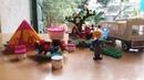 Lắp ráp lego friends tự chế Olivia và các bạn đi cắm trại| Olivia and you go camping| Sun Day TV