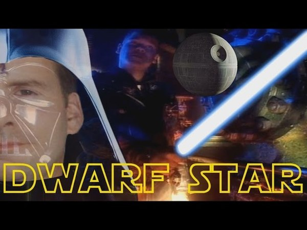 Star Wars Red Dwarf crossover - Dwarf Star