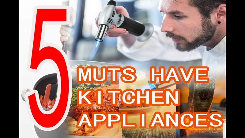 Video 5 Essential utensils for the kitchen
