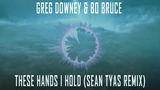 Greg Downey &amp Bo Bruce - These Hands I Hold (Sean Tyas Remix) (HQ)