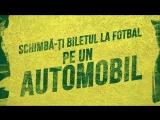 Zimbru - Petrocub | Vino la meci și câștigă AUTOMOBIL