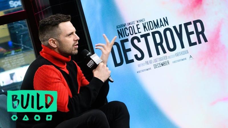 Sebastian Stan Discusses The Film Destroyer