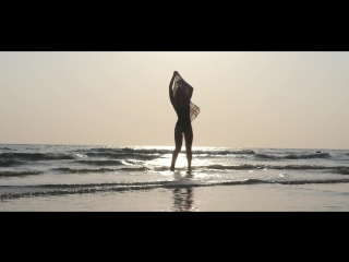 закат на пляже white sand beach Koh Chang