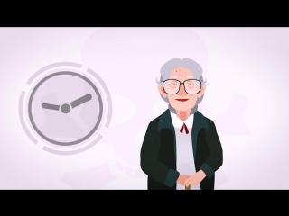 Можно ли действительно умереть от старости? | Перевод DeeAFilm