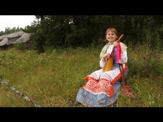 Аня Бойцова - Где ж ты был мой черный баран ( Шуточная , Новосибирской области)
