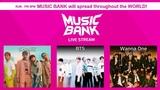 BTS, SHINee, Wanna One, UNI.T, DREAMCATCHER, AOA, (G)I-DLE, KHAN, etc. MusicBank Live 2018.06.08