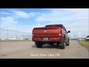 2012 Dodge Ram 1500 5.7 Hemi Stock vs. Borla XR-1 Muffler